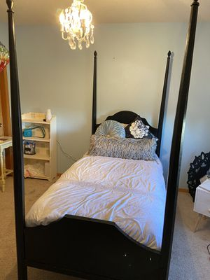 Twin headboard bed frame for Sale in Camas, WA