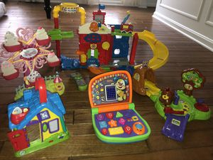 Toys 6 Leap Frog, Fisher Price Vtech for Sale in Springfield, VA