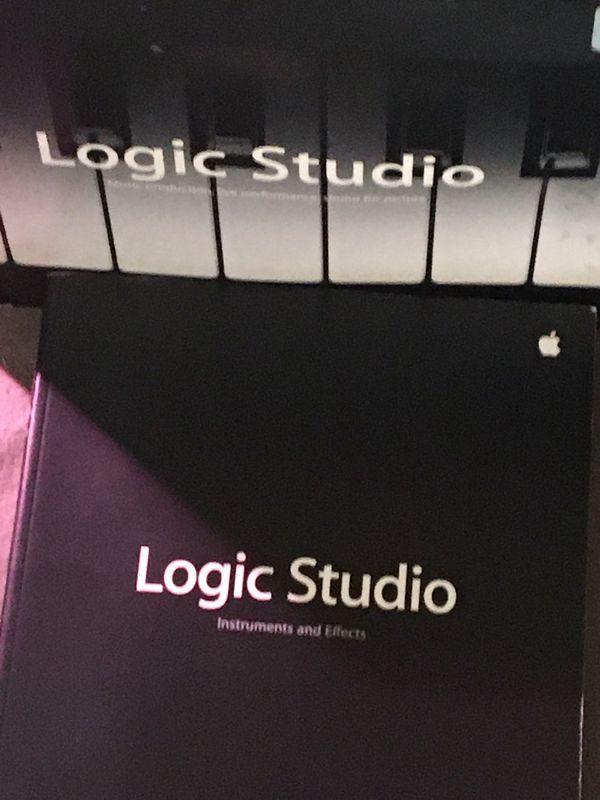 Apple Logic Pro 8 Sound Software, Sound Track 2, Logic Studio & Main Stage Software System