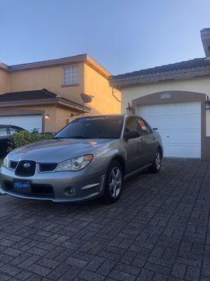 2007 Great Subaru Impreza!! for Sale in Miami, FL