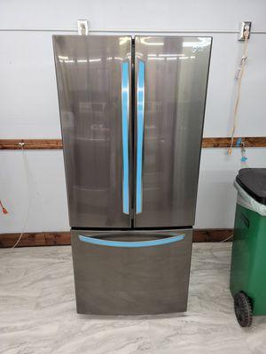 Brand New, LG, Refrigerator, 1 Year Warranty Plan, 30 inch Wide, Ice Maker, 22 cuft for Sale in Dallas, TX