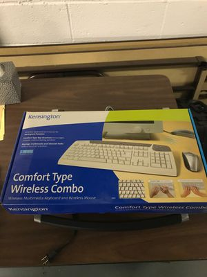 Wireless keyboard and mouse for Sale in Freehold, NJ