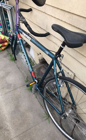cannondale aluminum track bike for Sale in Los Angeles, CA