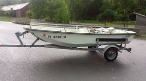 13.5' unsinkable Dell quay dory trade for Sale in Bellefonte, PA