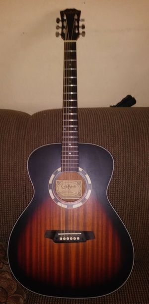 Acoustic steel string guitar for Sale in Ontario, CA