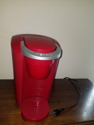 Red Keurig (looks like new ) for Sale in Martinsburg, WV
