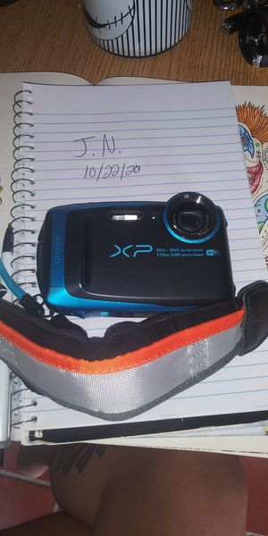 16mp fujifilm finepix xp120 digital camera for Sale in Spring Hill, FL