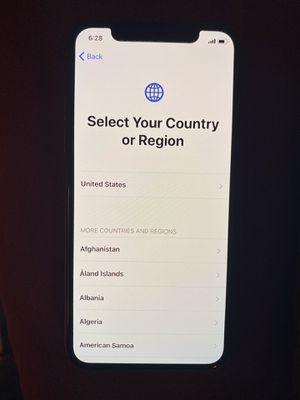 iPhone XS 64 GB Rose Gold for Sale in Manassas, VA
