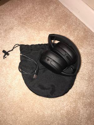 "Skull candy wireless headphones ""skull crusher"" for Sale in MARRIOTTSVL, MD"