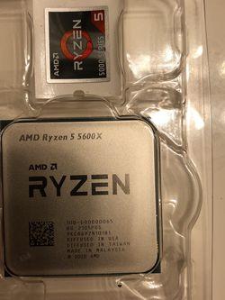 AMD RYZEN 5 5600X for Sale in Hacienda Heights,  CA