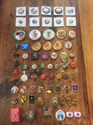 Collectible pins for Sale in Exeter, NH