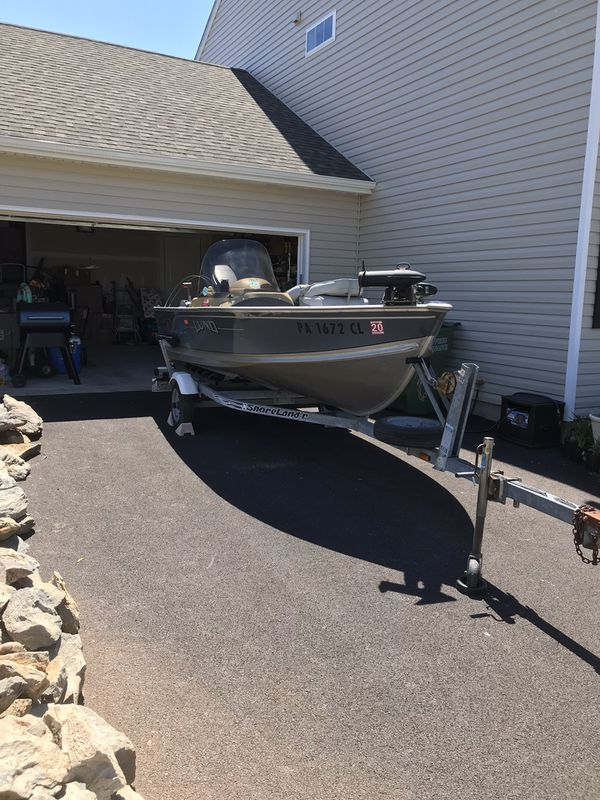 LUND 14 foot Rebel SS Boat  (Pending) for Sale in York, PA - OfferUp