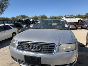 Parting out 2005 Audi A4 for Sale in Grand Prairie, TX