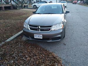 2012 Dodge Avenger se for Sale in NORTH PRINCE GEORGE, VA