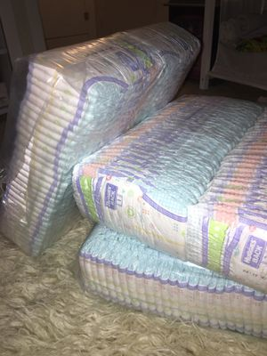 Diapers (Sizes 1 and Newborn) for Sale in Albert Lea, MN