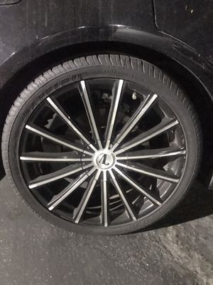 20 inch rims for sale !!!! for Sale in Redlands, CA