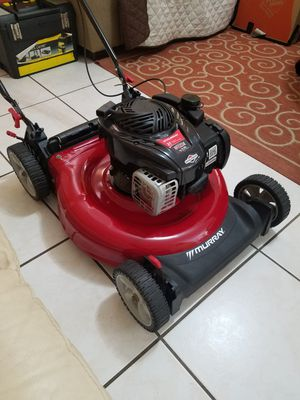 Lawn mover like brand new $140 firm. No es negociable for Sale in Hollywood, FL