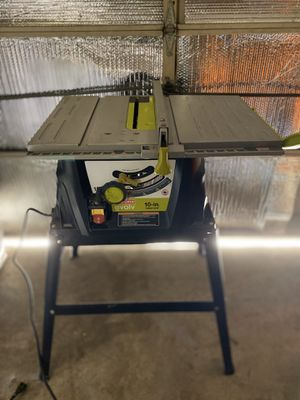 Very good conditions craftsman wood table saw for Sale in La Porte, TX