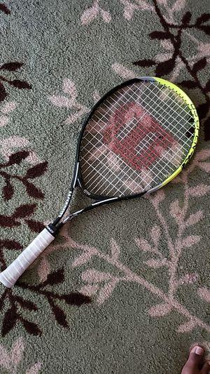 Wilson tennis racket for Sale in Elkridge, MD