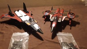 Transformers g1 ramjet and thrust for Sale in Newton, KS
