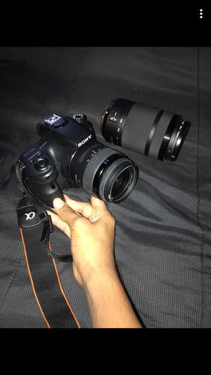 Sony camera for Sale in Tolleson, AZ