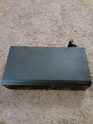 Sanyo 4-Head VCR and DVD Combo Player for Sale in Maricopa, AZ