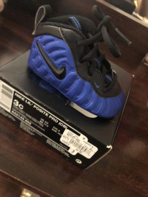 5 pairs of shoes 4 Nike LIL' posite and 1 Jordan 11 Retro for Sale in Boston, MA