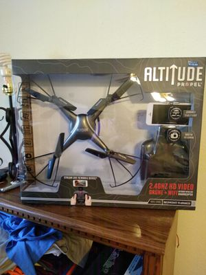 Altitude Propel HD video drone +Wi-Fi for Sale in Spring Hill, FL