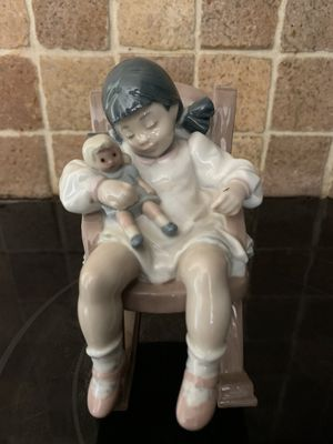 Lladro figurines and Christmas bell ornaments for Sale in PA, US