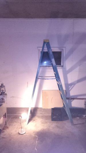 Werner 8 ft fiberglass ladder 250lbs cap for Sale in Des Plaines, IL