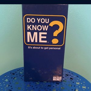 Do You Know Me? Flash card Game for Sale in Whittier, CA