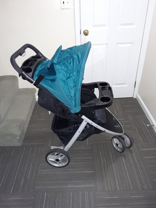 Graco •stroller •car set •base