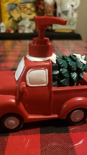 Little red truck soap or lotion dispenser for Sale in Antioch, CA