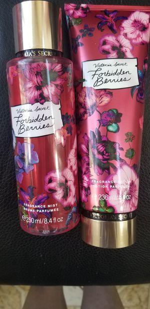 """Victoria's Secret """"Forbidden Berries"""" set 💓 for Sale in Los Angeles, CA"""