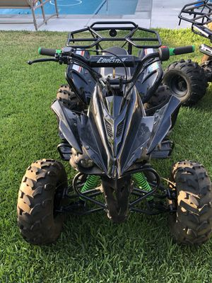 2015 Coolster 125cc Quads - Fully automatic for Sale in Long Beach, CA