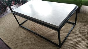 Concrete gray table for Sale in Portland, OR
