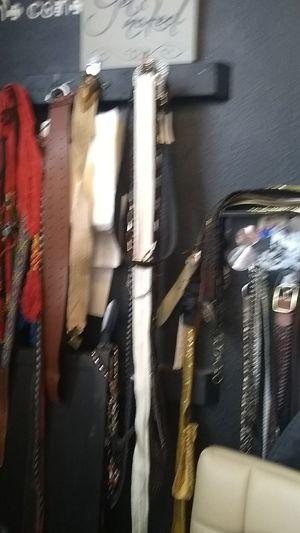 Lots of Belts for Sale in Denver, CO