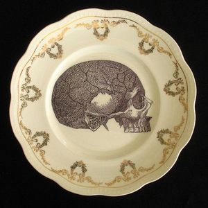 Antique China Plates BY:FENTWOOD for Sale in Los Angeles, CA