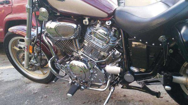 1988 Yamaha 750cc