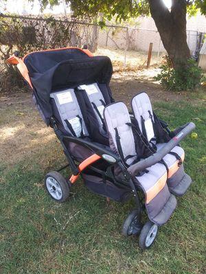 Quad stroller for Sale in Stockton, CA
