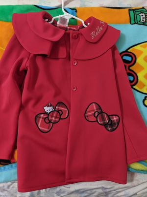 HELLO KITTY COAT SIZE 6 for Sale in Wilmington, CA