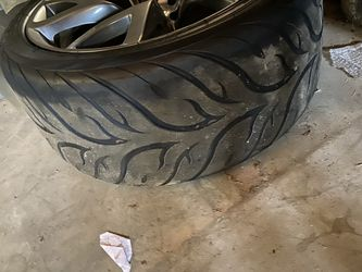 2015 370z Sport Rays Federals New Tires for Sale in Whittier,  CA