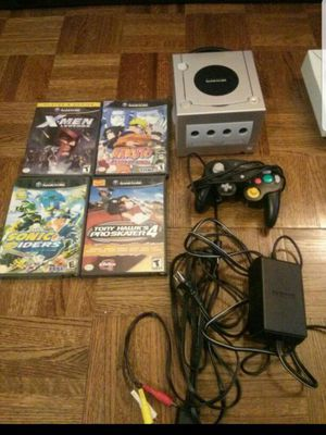 Nintendo Gamecube + 4 games for Sale in New York, NY