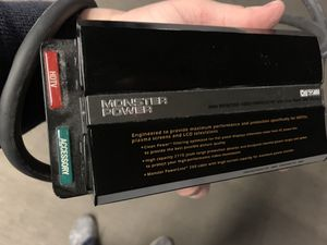 Monster cable for Sale in Charlotte, NC