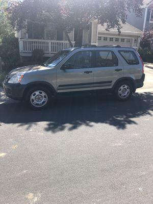 2005 Honda CRV for Sale in Sacramento, CA