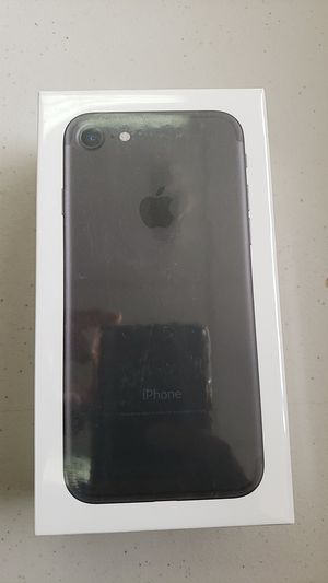 I phone 7 brand new for Sale in Toledo, OH