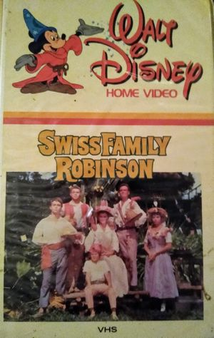 Disney's Swiss Family Robinson VHS for Sale in Tampa, FL
