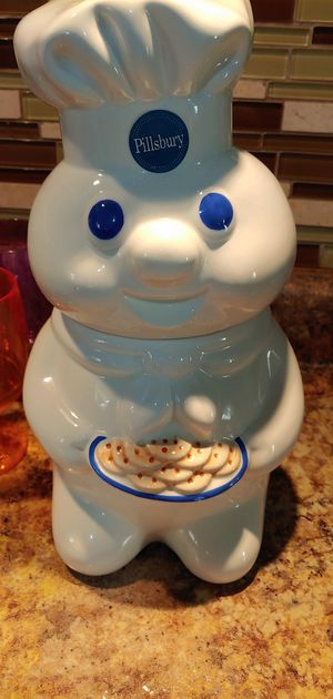 Pillsbury doughboy cookie jar for Sale in St. Louis, MO