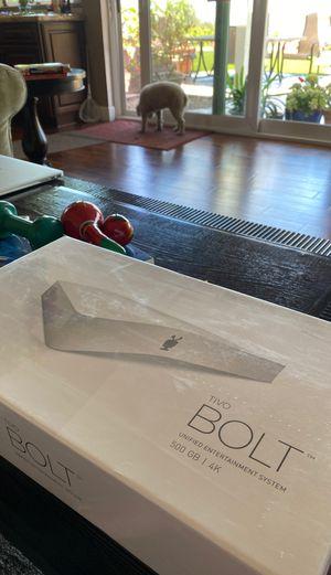TiVo Bolt 4K recording device for Sale in Chula Vista, CA