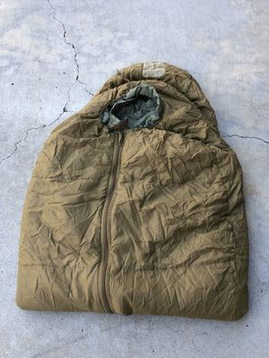New USMC CIF Issued Sleeping Bag Coyote for Sale in Vista, CA